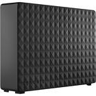 "Seagate Expansion STEB10000400 10 TB Hard Drive - 3.5"" External - Black - USB 3.0 - 1 Year Warranty"