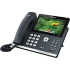 Yealink SIP-T48S IP Phone - Corded - Corded - Wall Mountable - Classic Gray