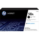 HP 58A (CF258A) Toner Cartridge - Black - Laser - Standard Yield - 3000 Pages
