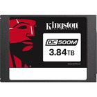 "Kingston DC500 DC500M 3.84 TB Solid State Drive - 2.5"" Internal - SATA (SATA/600) - Mixed Use - 555 MB/s Maximum Read Transfer Rate - 256-bit Encryption Standard - 5 Year Warranty"