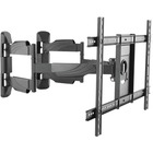 """Tripp Lite DMWC3770M Wall Mount for Flat Panel Display, Curved Screen Display - Black - 1 Display(s) Supported70"""" Screen Support - 45 kg Load Capacity"""