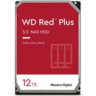 """WD Red WD120EFAX 12 TB Hard Drive - 3.5"""" Internal - SATA (SATA/600) - Storage System Device Supported - 5400rpm - 256 MB Buffer - 3 Year Warranty"""