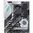 Asus Prime X570-PRO Desktop Motherboard - AMD Chipset - Socket AM4 - 128 GB DDR4 SDRAM Maximum RAM - DIMM, UDIMM - 4 x Memory Slots - Gigabit Ethernet - HDMI - 6 x SATA Interfaces