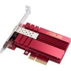 Asus XG-C100F 10Gigabit Ethernet Card - PCI Express 3.0 x4 - 1 Port(s) - Optical Fiber