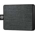 Seagate One Touch STJE500400 500 GB Portable Solid State Drive - External - Black - Notebook Device Supported - USB 3.0 Type B - 400 MB/s Maximum Read Transfer Rate - 3 Year Warranty