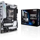 Asus Prime X299-A II Desktop Motherboard - Intel Chipset - Socket R4 LGA-2066 - 256 GB DDR4 SDRAM Maximum RAM - UDIMM, DIMM - 8 x Memory Slots - Gigabit Ethernet - 6 x USB 3.1 Port - 8 x SATA Interfaces