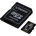 Kingston Canvas Select Plus 256 GB Class 10/UHS-I (U3) V30 microSDXC - 1 Pack