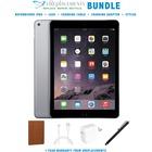 "eReplacements iPad Air Tablet - 9.7"" - 16 GB Storage - iOS 7 - Space Gray, Black - Refurbished"