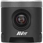 AVer CAM340+ Video Conferencing Camera - 60 fps - USB 3.1 - 3840 x 2160 Video - Exmor CMOS Sensor - Fixed Focus - 4x Digital Zoom - Microphone - Computer, Monitor, TV