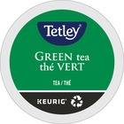 Tetley® Tea K-Cup - Compatible with Keurig K-Cup Brewer - Green Tea - 24 / Box