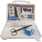 """Impact Products First Aid Kit - 10"""" (254 mm) Height x 15"""" (381 mm) Width x 18"""" (457.20 mm) Length - Plastic Case"""
