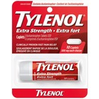 Vending Products of Canada Tylenol Pain Reliever - For Headache, Muscular Pain, Backache, Toothache, Arthritis, Fever - 10 Tablet