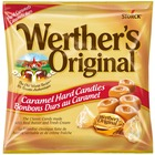 Vending Products of Canada Werther's Candy 14x135 gr - Caramel - Individually Wrapped - 135 g - 14 / Case