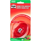 Pritt Multipurpose Adhesive Tape - Disposable, Permanent, Non-refillable, Durable, Adhesive, Easy to Use - Red