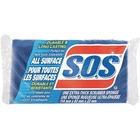 "S.O.S All Surface Scrubber Sponge - 2.5"" Height x 0.9"" Width x 4.5"" Length - 1Each"