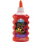 Elmers Classic Glitter Glue - School Project, Craft Project, Classroom Activities - Recommended For - 1 Each - Red