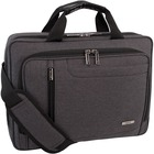 "Roots Carrying Case (Briefcase) for 15.6"" Notebook - Scuff Resistant, Scratch Resistant, Anti-slip - Shoulder Strap, Handle, Trolley Strap"