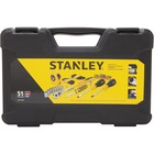 Bostitch 51 Piece Tool Set - 51 Piece(s) - Black, Yellow