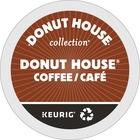 Donut House Donut House Coffee K-Cup - Caffeinated - Light - Kosher - 24 / Box