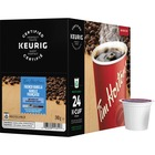 Keurig French Vanilla Coffee Recyclable K-Cup - Compatible with Keurig 2 Brewer - French Vanilla, Arabica, Creamy Vanilla - Light - 24 / Box