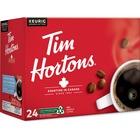 Keurig French Vanilla Coffee Recyclable K-Cup - Compatible with Keurig 2 Brewer - French Vanilla, Arabica, Creamy Vanilla - Light - 24 / Box