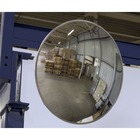 """Safety Zone Convex Mirror - Convex - 18"""" Width"""