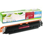 fuzion Toner Cartridge - Alternative for HP CE313 - Magenta - Laser - 1000 Pages - 1 Each