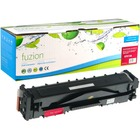 fuzion Toner Cartridge - Alternative for HP CF513A - Magenta - Laser - 900 Pages - 1 Each