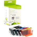fuzion Ink Cartridge - Alternative for HP 934XL - Black, Cyan, Magenta, Yellow - Inkjet - High Yield - 1000 Pages Black, 1000 Pages Cyan, 1000 Pages Magenta, 1000 Pages Yellow - 1 Each