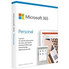 Microsoft 365 Personal - Box Pack - 1 Person - 12 Month - Medialess - English - Handheld, Intel-based Mac, PC