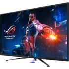 "Asus ROG Swift PG43UQ 43"" LED Gaming LCD Monitor - 16:9 - Black - Vertical Alignment (VA) - 3840 x 2160 - 1.07 Billion Colors - G-sync Compatible - 1000 cd/m² Peak - 1 ms MPRT - 120 Hz Refresh Rate - 2 Speaker(s) - HDMI - DisplayPort"
