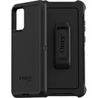 OtterBox Defender Carrying Case (Holster) Samsung Galaxy S20+ Smartphone - Black