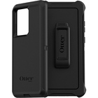 OtterBox Defender Carrying Case (Holster) Samsung Galaxy S20 Ultra Smartphone - Black