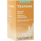 Teavana Ginger Peach Green Tea - Green Tea - Ginger Peach - 1.7 oz - 24 / Box