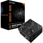 EVGA 850 B5 Power Supply - Internal - 120 V AC, 230 V AC Input - 850 W / 3.3 V DC, 5 V DC, 12 V DC, 12 V DC, 5 V DC - 1 Fan(s) - 85% Efficiency