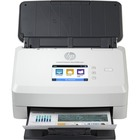 HP Scanjet Enterprise Flow N7000 snw1 Sheetfed Scanner - 600 x 600 dpi Optical - 48-bit Color - 8-bit Grayscale - 75 ppm (Mono) - 75 ppm (Color) - PC Free Scanning - USB