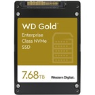 WD Gold WDS768T1D0D 7.68 TB Solid State Drive - Internal - U.2 (SFF-8639) NVMe (PCI Express NVMe 3.1 x4) - Read Intensive
