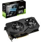 Asus Dual DUAL-RTX2060S-O8G-EVO-V2 GeForce RTX 2060 SUPER Graphic Card - 8 GB GDDR6 - 1.47 GHz Core - 256 bit Bus Width - DisplayPort - HDMI - DVI