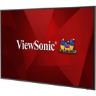 "Viewsonic CDE6520 65"" 4K Premium Commercial Display - 65"" LCD - 3840 x 2160 - Direct LED - 450 cd/m² - 2160p - HDMI - USB - SerialEthernet - Black"