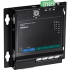 TRENDnet 6-Port Industrial Gigabit PoE+ Wall-Mounted Front Access Switch