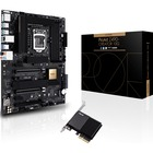 Asus ProArt Z490-CREATOR 10G Desktop Motherboard - Intel Chipset - Socket LGA-1200 - 128 GB DDR4 SDRAM Maximum RAM - DIMM, UDIMM - 4 x Memory Slots - Gigabit Ethernet - 6 x USB 3.1 Port - HDMI - 1 x RJ-45 - 6 x SATA Interfaces