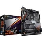 Aorus Ultra Durable Z490 AORUS MASTER Desktop Motherboard - Intel Chipset - Socket LGA-1200 - 128 GB DDR4 SDRAM Maximum RAM - DIMM, UDIMM - 4 x Memory Slots - Gigabit Ethernet - Wireless LAN - IEEE 802.11 a/b/g/n/ac/ax - 6 x USB 3.1 Port - HDMI - 1 x RJ-4