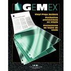 Gemex Vinyl Page Holders