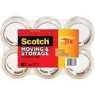 3M Scotch® Long Lasting Storage Packaging Tape - 48mm x 50m - 6/pk