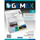 Gemex Business Card Pocket