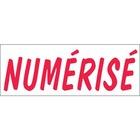 "Trodat Printy 4911 Red ""NUMERISE"" Self-Inking Stamp"