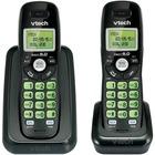 VTech CS6114-21 DECT 6.0 Cordless Phone - Black