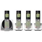 VTech CS6919-4 DECT 6.0 Cordless Phone - Silver, Black