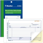 Blueline Delivery Receipts Book