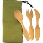 Geocan Bamboo Cutlery Set